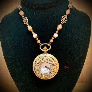 Pocket Watch Necklace Collection
