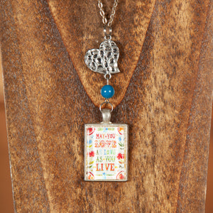 Wise Words Necklace Collection