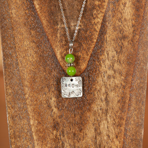 Hand Stamped Necklace Collection