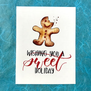 Quirks and Smirks Winter Holiday Card Collection