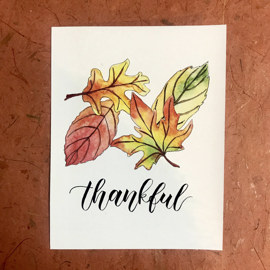 Quirks and Smirks Fall Card Collection