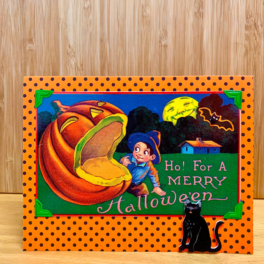 Ruby Jean Halloween Greeting Card Collection