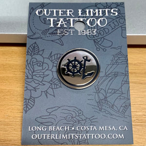 Outer Limits Enamel Pin Collection