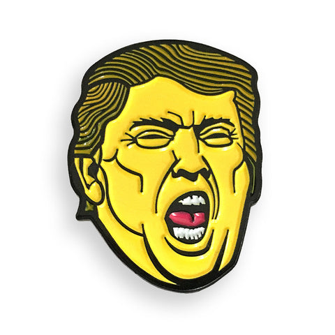 the Donald Pin