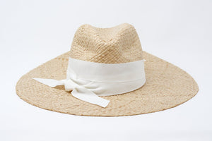 Wyeth Wide Brim Straw Hat