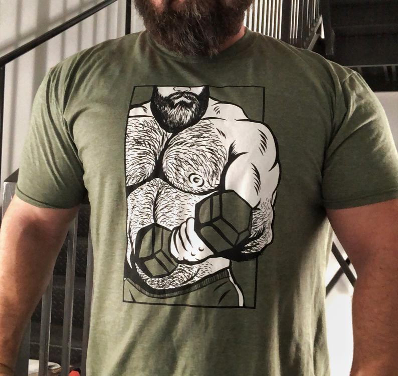 Shirtlifter Big Jim Tee