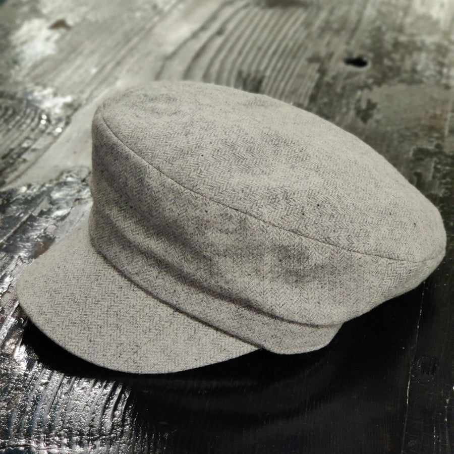 Herringbone Captain's Hat Collection