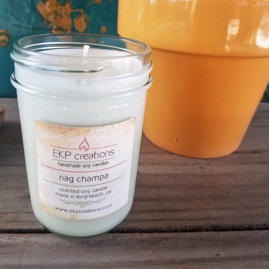 Holiday Scented Travel Jar Candle Collection