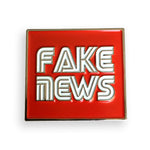 Fake News Pin