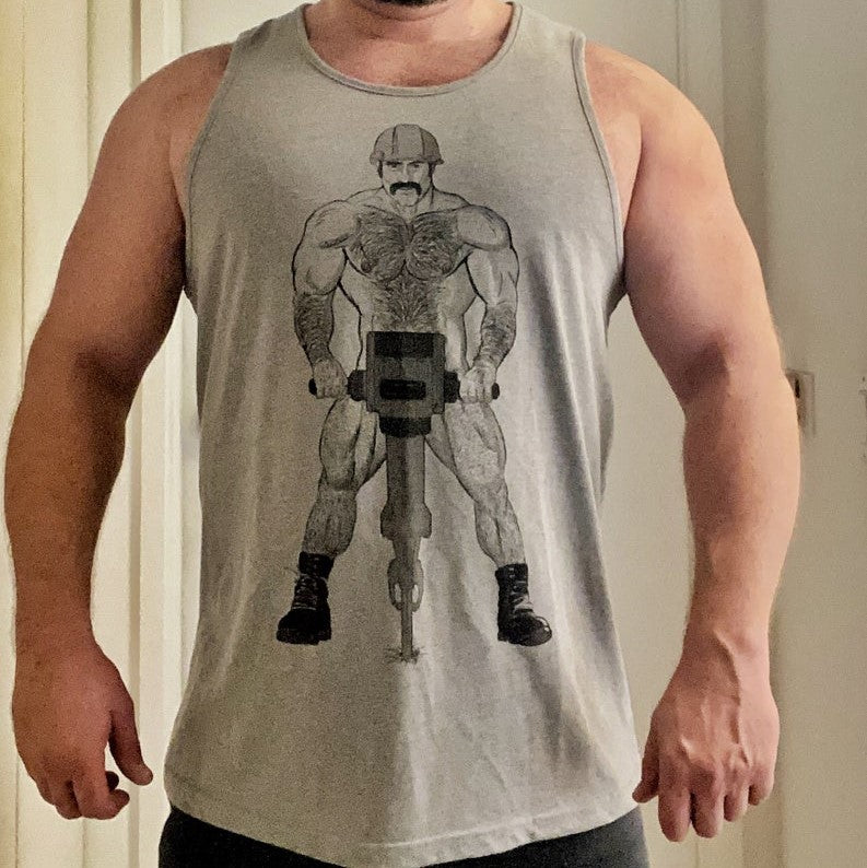 Shirtlifter Big Jack Tank