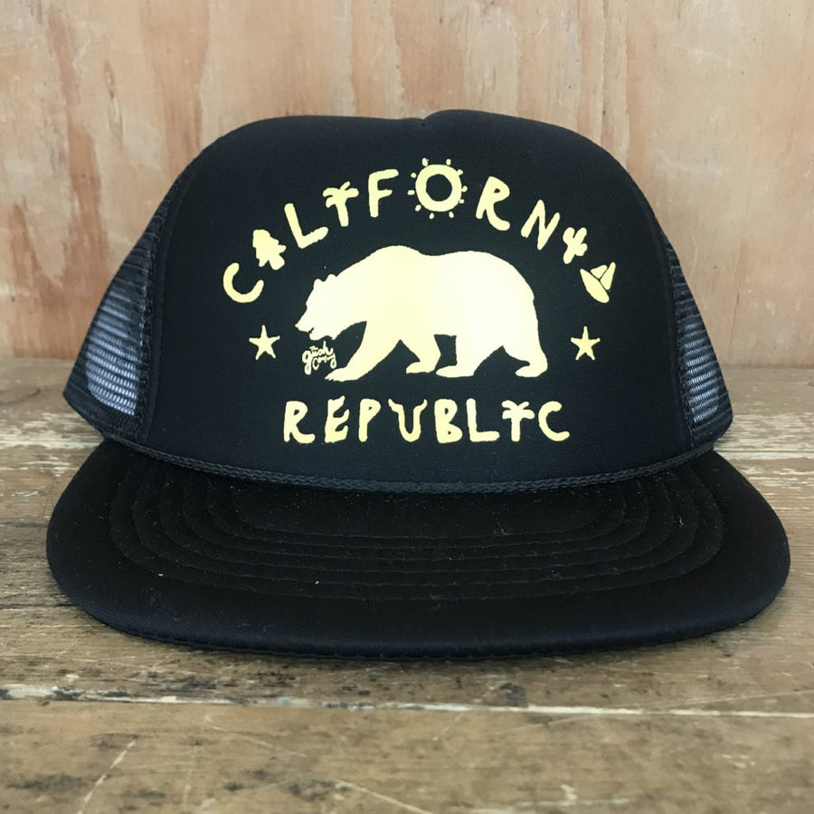 California Republic Foam Trucker Collection