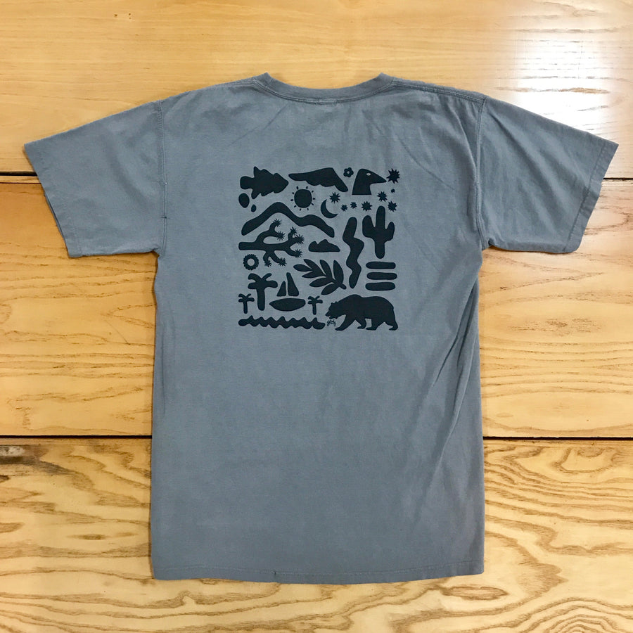 Gush Pacific Tee Collection