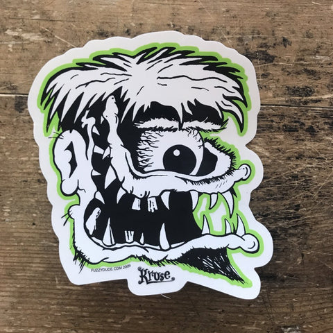 Rob Kruse Stickers