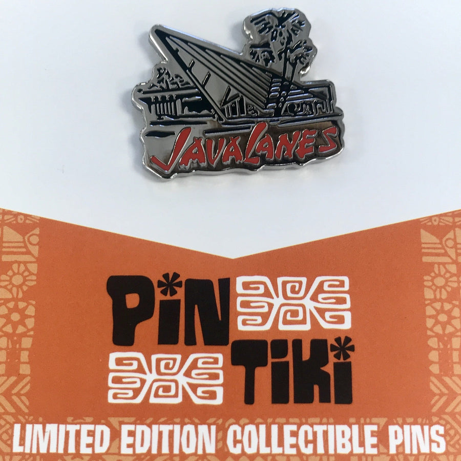 Java Lanes Pin