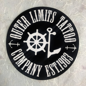 Outer Limits Sticker Collection