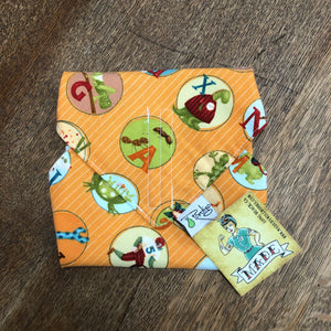 Reusable Sandwich Wraps