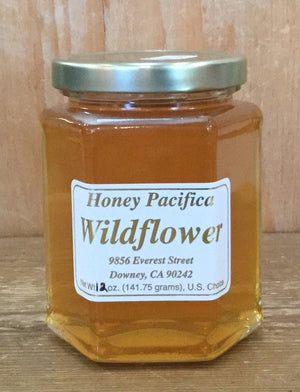 Honey Pacifica Raw Honey Collection