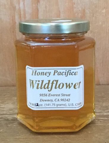 Honey Pacifica Raw Honey