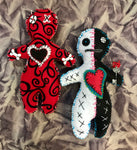 Anti-Valentine Voodoo Doll