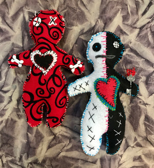 Anti-Love Voodoo Doll