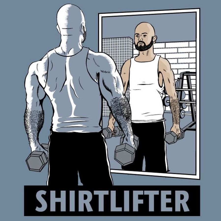 Shirtlifter Progress Tank