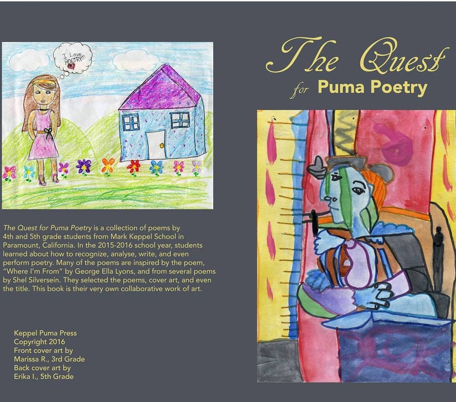 The Quest for Puma Poetry
