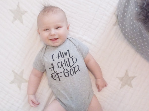 Child of God · Baby Onesie