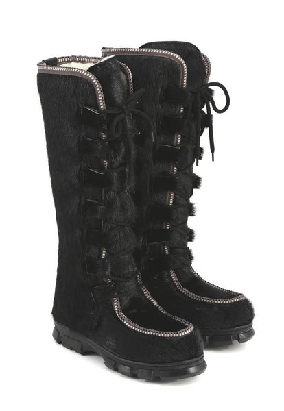 Ethnic High Boot