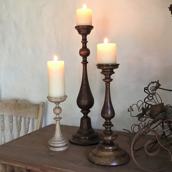 Medium Pillar Candle Stick Holder