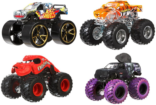 Hot Wheels Monster Jam Tour Favorites H9577