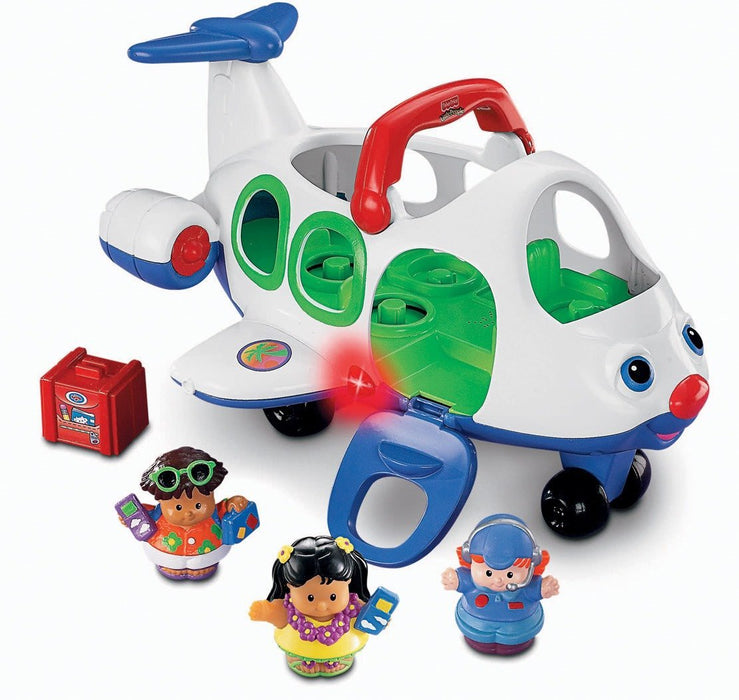 Fisher Price, Little People Lil' Movers, Airplane