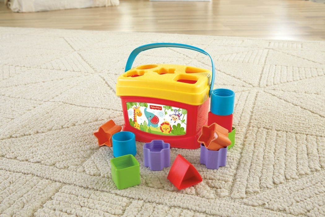 Fisher Price, Brilliant Basics Baby's First Blocks