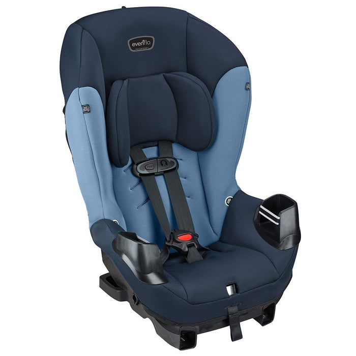 Evenflo Sonus Convertible Car Seat, Indigo