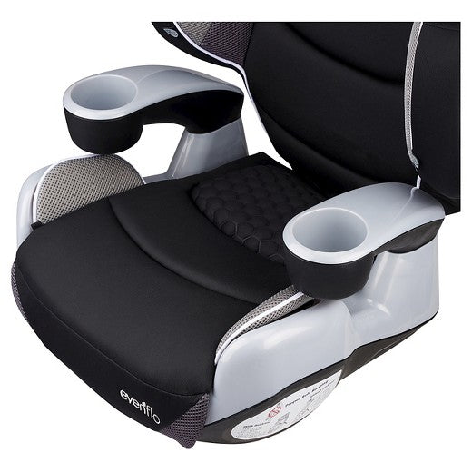 Evenflo RightFit Booster Car Seat Piper