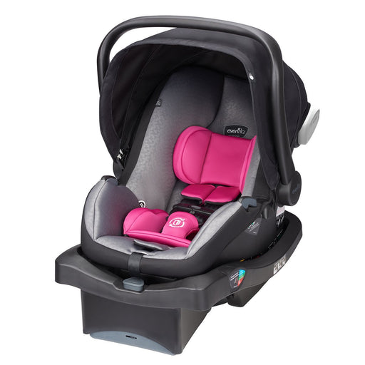 Evenflo LiteMax 35 Platinum Infant Car Seat, Roslyn
