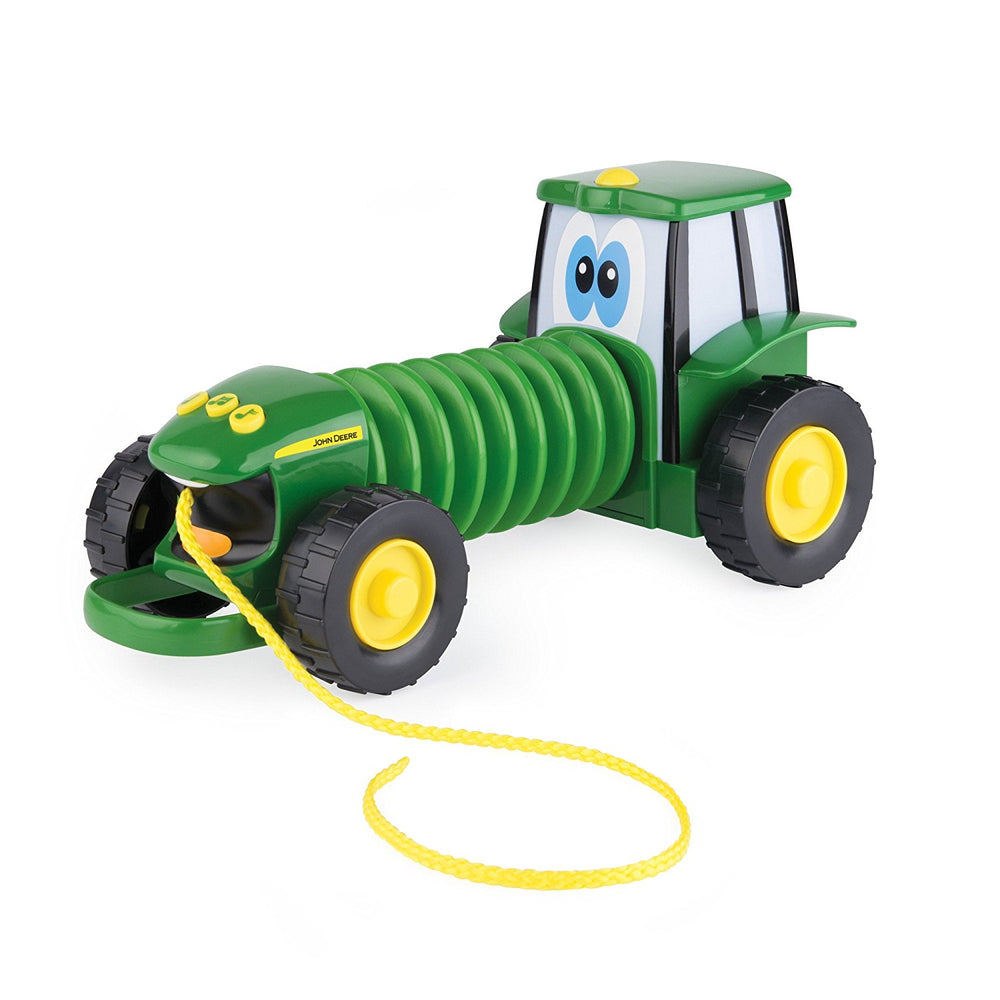 Johnny Pull-Along Tag Tractor