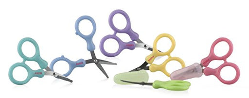 Nuby Baby Stainless Steel Scissors & Cover