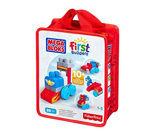 Mega Bloks Build N Learn Bags (Dolls and Playsets)