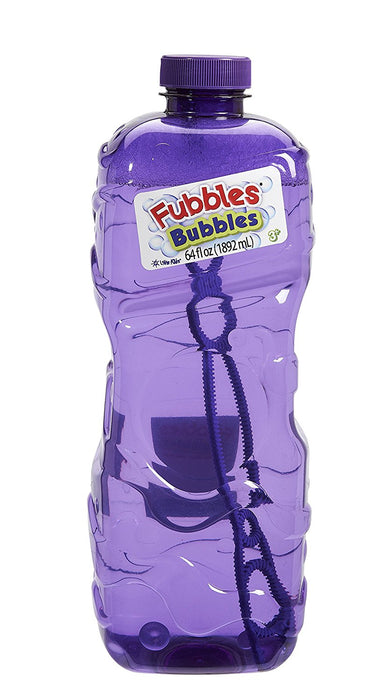 Little Kids Fubbles Bubbles, 64 FLoz