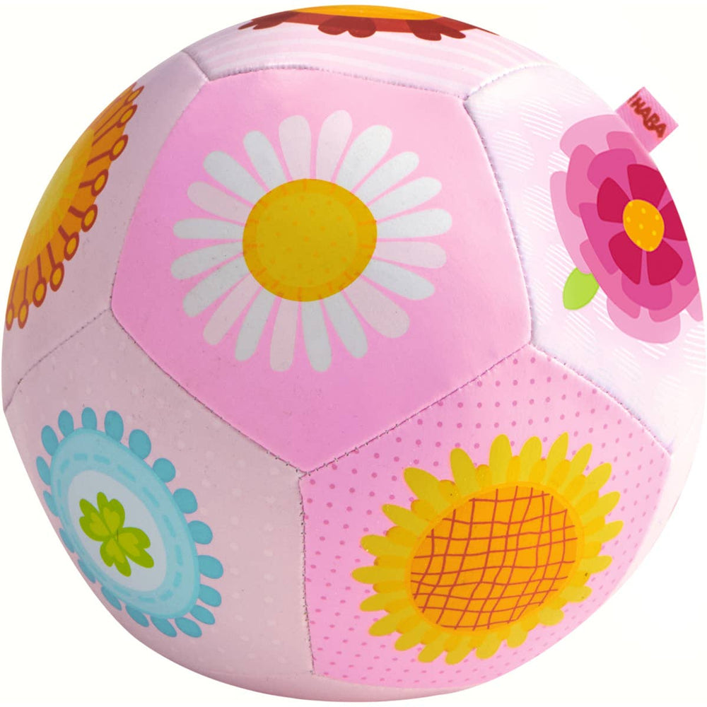 "HABA - 5 1/2"" Baby Ball Flower Magic"