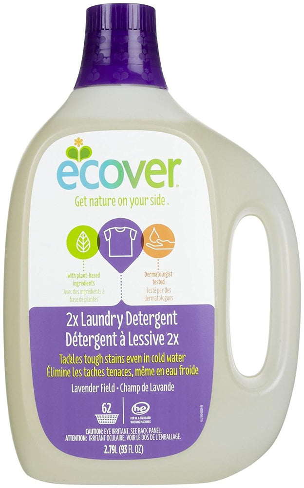Ecover Laundry Detergent, Lavender Field, 93 Ounce