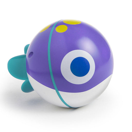 Munchkin, SpinBall, Electronic Swimming Fish Toy, 9+ Months
