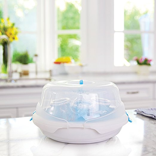 Munchkin Steam Guard Microwave Sterilizer