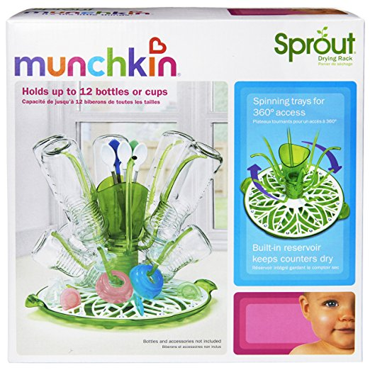 Munchkin Sprout Delightfully Dry Rack