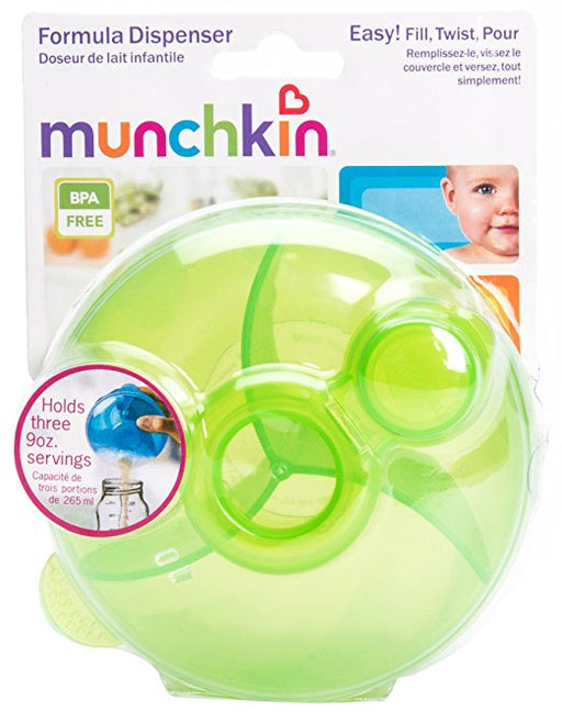Munchkin Formula Dispenser Colors May Vary