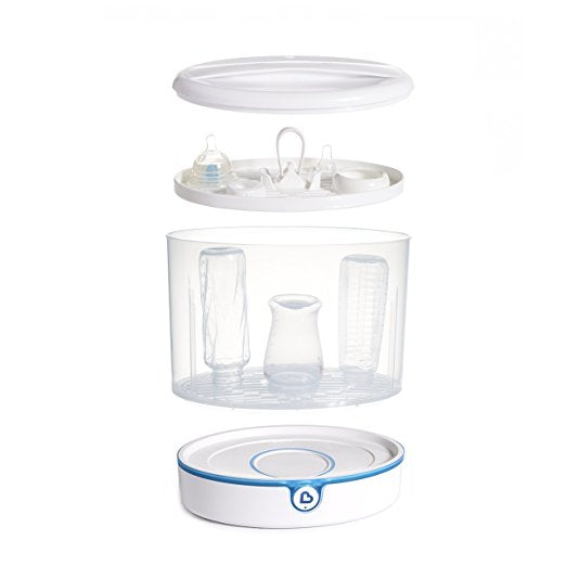 Munchkin Clean Electric Ceramic Heater Sterilizer - babymommi.com