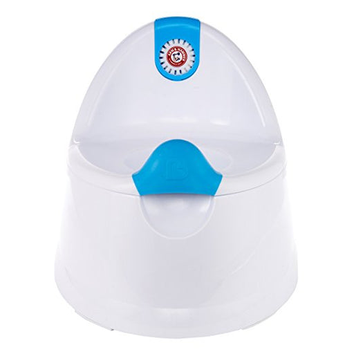 Munchkin Arm & Hammer Trainer Potty Chair, Potty Seat 12M+