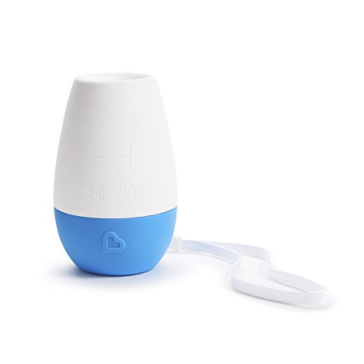 Munchkin Shhh Portable Soothing Sound and Light Machine