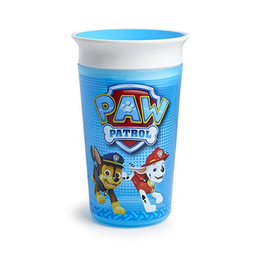 Munchkin PAW Patrol Miracle 360 Sippy Cup, Blue, 9 Ounce