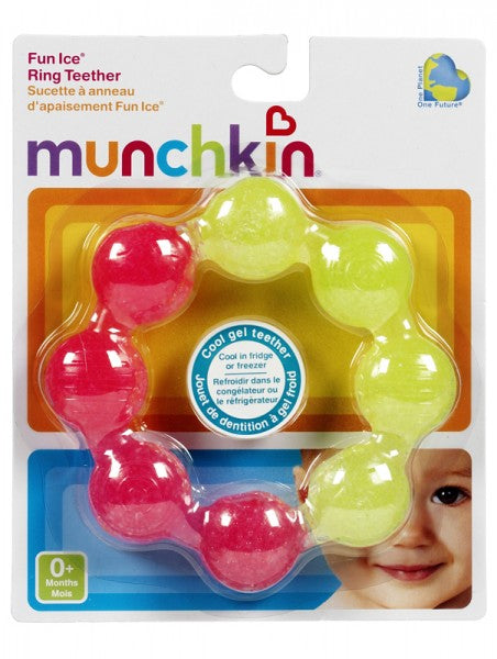 Munchkin Cool Gel Teether (Discontinued)